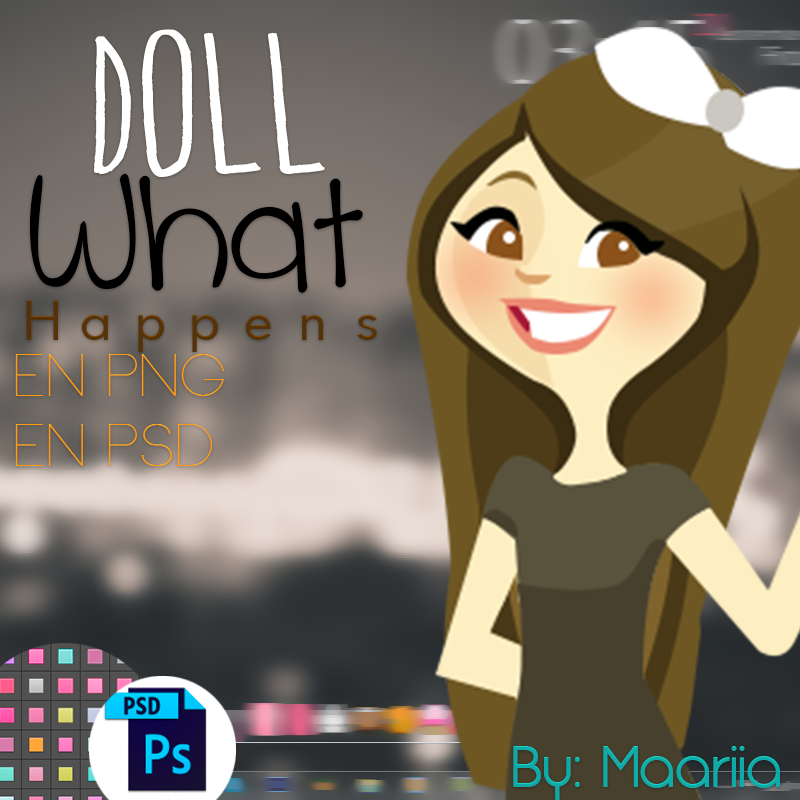 Doll What Happens {Maariia} by MaariiaEditions10