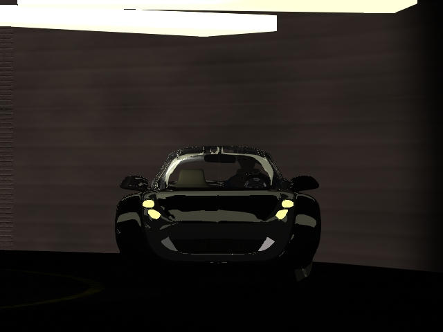 Roadster Animation complete by jameson9101322