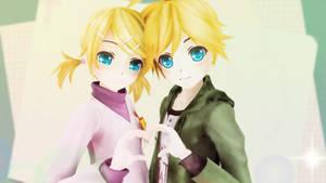 Like Dislike Rin and Len MMD! (+DL)