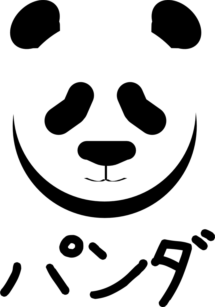 Panda Graphic by yodaman293