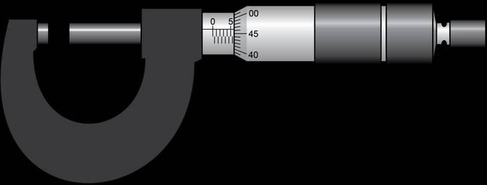 Editable Micrometer Caliper