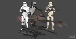 Battlefront 1 Imperial Pack by BlinkJisooXPS