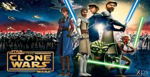 TCW Anakin and Obi Wan Kenobi