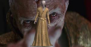 Star Wars Force Arena Snoke
