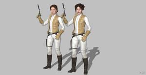 Battlefront 2 Leia