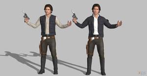 Battlefront 2 Han solo