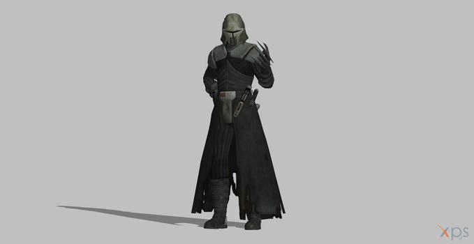 Star Wars TFU Starkiller (Sith Stalker) by BlinkJisooXPS
