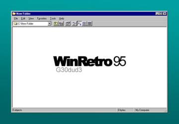WinRetro 95 by g30dud3