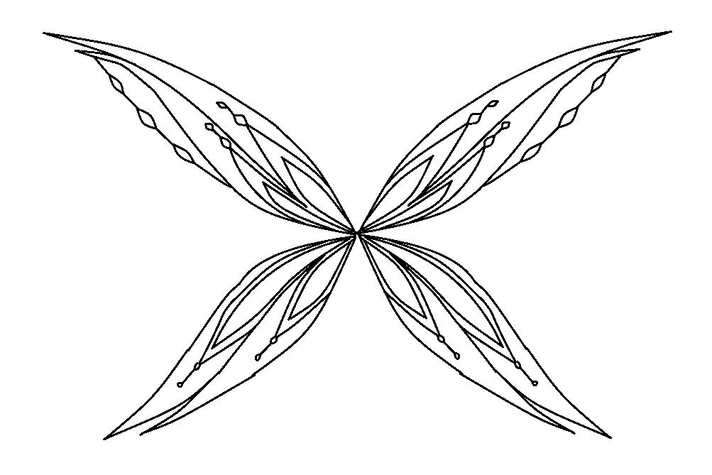 Winx Club Speedix Zoomix Tracix Zoomix wings lineart by