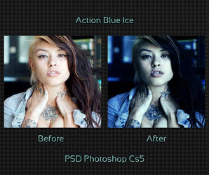 Action Blue Ice