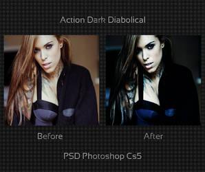 Action Dark Diabolical
