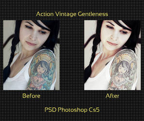 Action Vintage Gentleness