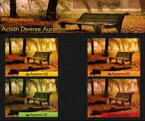 Action Diverse Autumn
