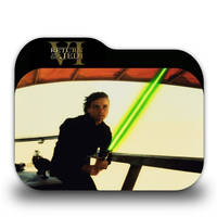 Star Wars Episode VI Folder Icon by borisbrate
