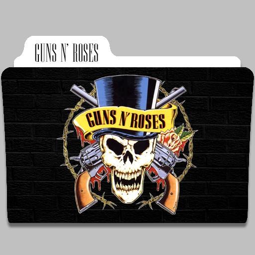 guns n roses icon