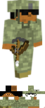 Minecraft Skin - US Army Soldier (As myself) by Mamamia64
