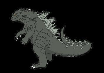 Kaiju Files: Godzilla by raptorrex07