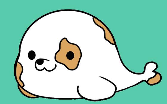 Seal GIF
