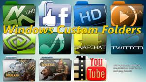 Custom Windows Folders