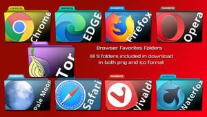 Browser Favorites Foldera