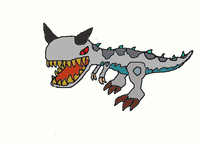 carno fan redesign (frontier) by bigthundermax99 on DeviantArt