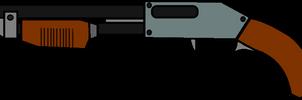 Walfas Custom Prop: TF2 Shotgun