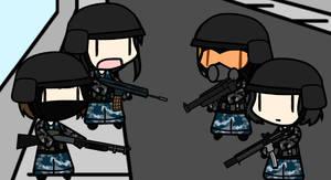 Walfas Custom Props: SWAT Gear
