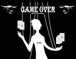 -Game Over- by MirukuTea
