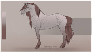 FREELINE Horse [F2U]