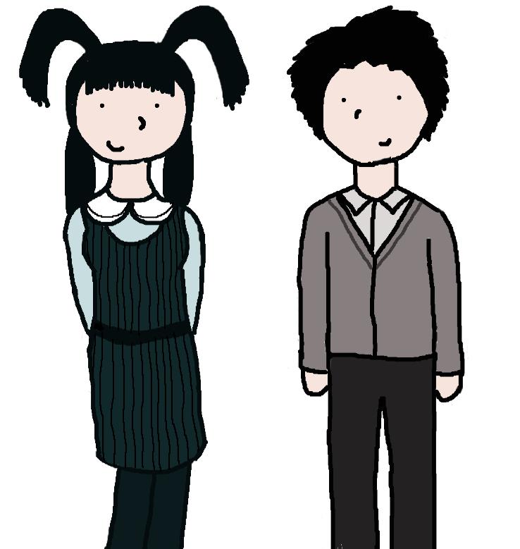 Teenage Victor And Elsa By Neversidefaerie On Deviantart