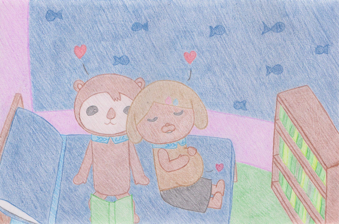 Octonauts Bedroom Wallpaper Surprises For The Octonauts Chapter Two By Neversidefaerie On