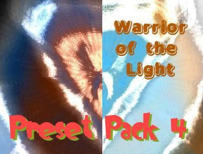 Preset Pack 4