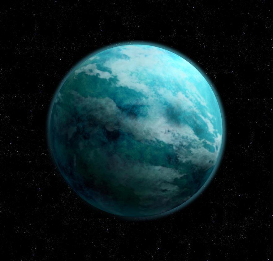 Planet - Erdea by Stock7000