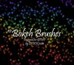 10 Bokeh Brushes