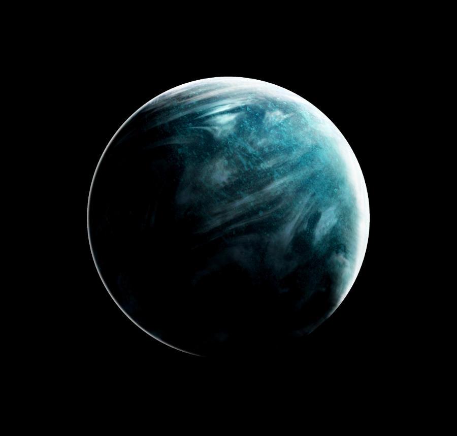 Planet - Zol'Ektar by Stock7000