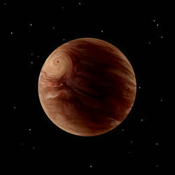Planet - Eshemae
