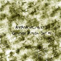 Kornkid's Grunge Pack 1 by kornkidcrazy