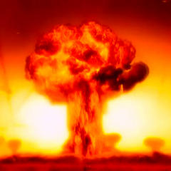 Atomic Bomb Flash Anim GIF