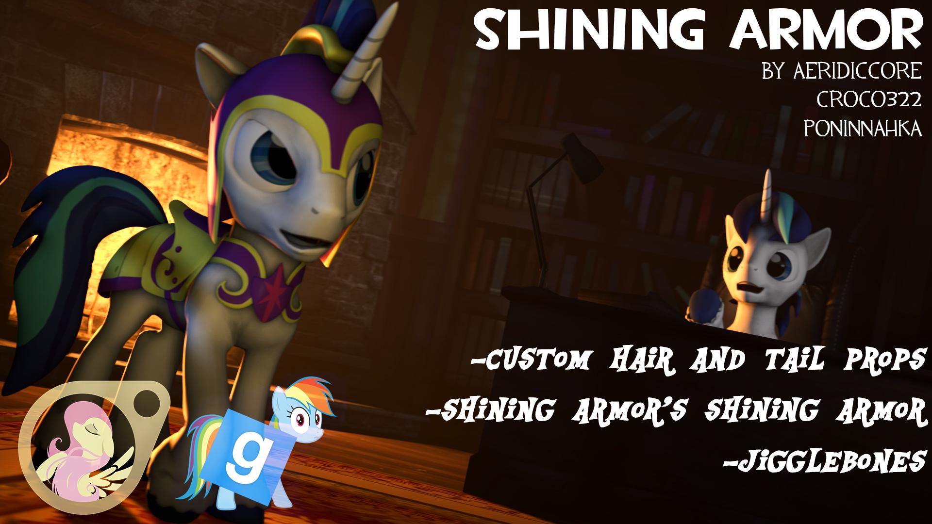 [DL] Shining Armor