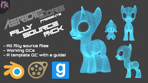 [DL] Filly Source Pack