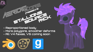 [DL] Stallions Source Pack