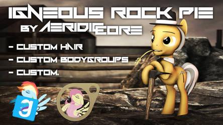 [DL] Igneous Rock Pie by AeridicCore