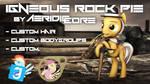 [DL] Igneous Rock Pie