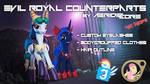 [DL] Evil Royal Counterparts