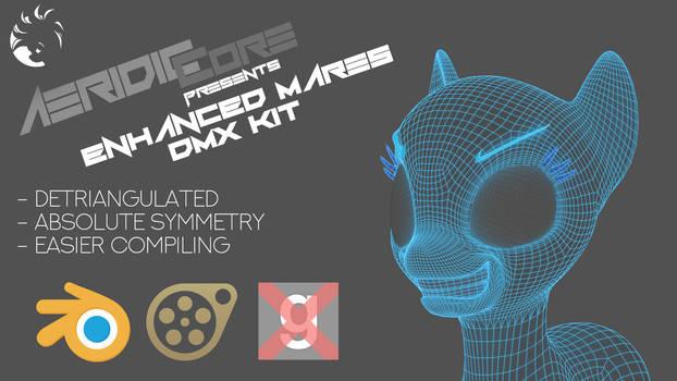 [DL/Sourcefiles] Enhanced Mares DMX Kit