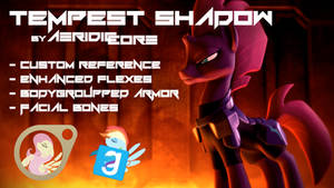 [DL] Tempest Shadow by AeridicCore