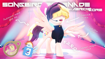 [DL] Songbird Serenade (Sia)