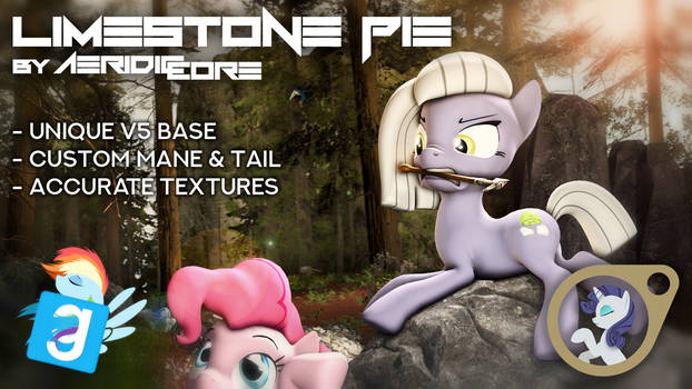[DL] Limestone Pie