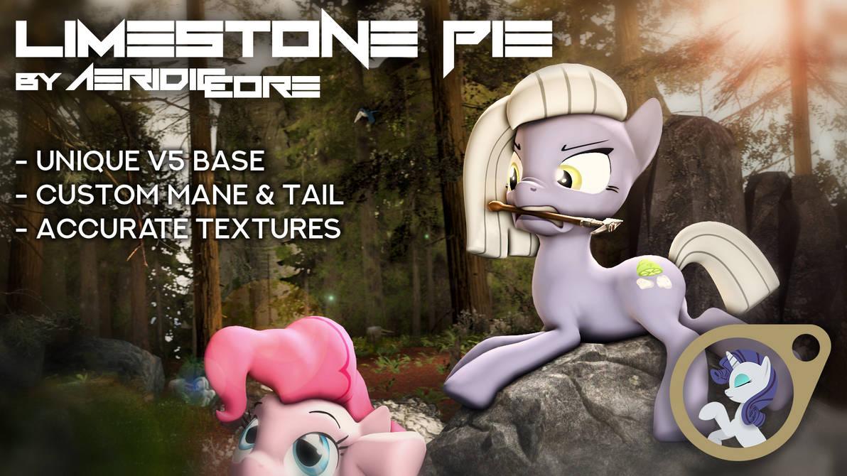 [DL] Limestone Pie by AeridicCore