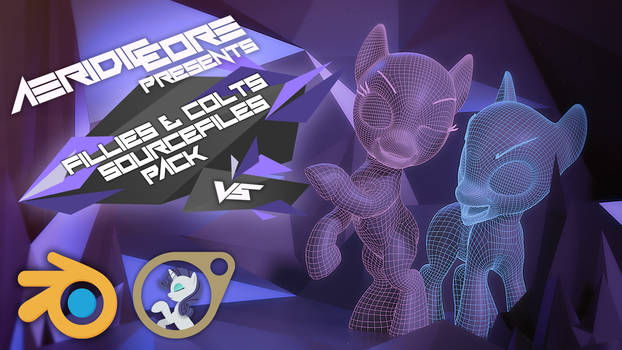 [DL/Sourcefiles] V5 Fillies and Colts Pack
